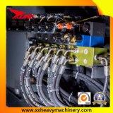 Máquina de Jcaking da tubulação do protetor da pasta da Disco-Roda Npd800