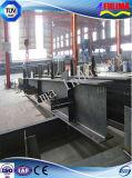 Poutre en double T soudée par bâti en acier de construction à vendre (FLM-HT-008)