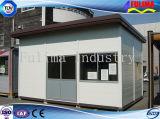 労働(FLM-H-006)のためのサンドイッチパネルの移動式プレハブの家
