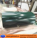 El acero cubierto color enrolla PPGI para la fuente del edificio del material para techos