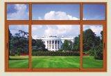 Finestra di scivolamento di vetro della feritoia della lega di alluminio di alta qualità per la villa (JBD-S13)