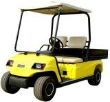 Автомобиль груза гольфа PP 2 Seaters материала электрический