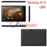 "7 de "" o PC o mais barato Dual Core Android Q88 Tablet com CE (Q88A)"