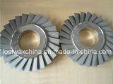 Bâti de roue de turbine, bâti de turbine, pompe de turbine d'acier inoxydable