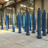 Cylindre hydraulique télescopique pour le cylindre hydraulique de camion à benne basculante