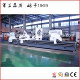 Große herkömmliche Hochleistungsdrehbank für das Drehen der 8000 mm-Zylinder (CG61160)