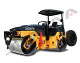 새로운 압축 장비 두 배 드럼 7 톤 진동하는 롤러 (JMD807H)