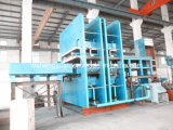 La presse de vulcanisation de semelle de pneu de haute performance/Pré-A corrigé la presse de vulcanisation de vulcanisation de rechapage de structure de la presse de pneu/E/presse de vulcanisation de C