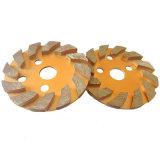 Абразивный диск металла меля диска Terrazzo 4 дюймов для влажный - и - сухой молоть