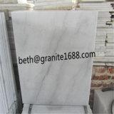 Marmo di pietra naturale bianco della Cina Guangxi
