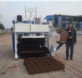 熱い生産の機械を作る具体的な卵の層のブロック