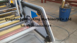 Heißer Schmelzkleber 18 in der UVbeschichtung-Maschine für Kennsatz-Aktien