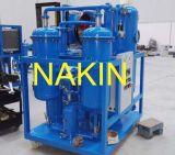 Serie de Ty del vacío del aceite de la turbina que recicla la máquina