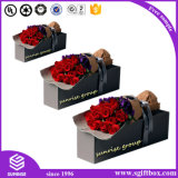 عامة علامة تجاريّة طباعة مستديرة مستطيل مربع زهرة صندوق