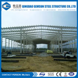 Tettoia strutturale d'acciaio prefabbricata di memoria di alta qualità di Cusomized