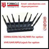 強力なCellphone/GPS/4G/WiFi Signal Jammer、Mobile Phone Signal JammerかSignal Blocker