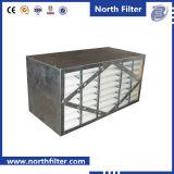 Фильтрация воздуха ящичного фильтра Midium для системы и кондиционирования воздуха HVAC
