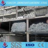 1060 6063 6061 tubes carrés/pipe d'aluminium dans la norme d'ASTM