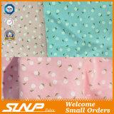 Cotone di modo/tessuto dell'abito stampa dello Spandex