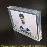 ゆとりか透過アクリル映像の表示または風防ガラスのアクリルの写真フレーム