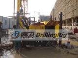 DTHハンマーおよびビットが付いている浅瀬の鋭い機械