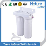 2 estágio Water Filter com White Housing