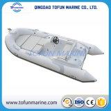 Hypalon/PVC de Opblaasbare Boot van de Rib (Bijgewerkte het Model van RIB430 S)