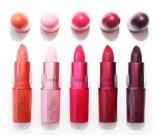 Rouge à lèvres imperméable à l'eau normal de crème de lèvre de maquillage de couleur foncée de 5 de couleur rouges à lèvres de mode