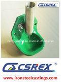 OEMの緑の鋳鉄のヒツジボール