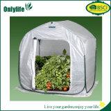 Serre chaude extérieure de légume de jardin d'Onlylife