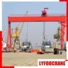 Grue de portique de chantier naval 400t avec du CE Certificatedgantry