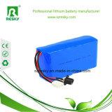 3400mAh 16.8V Lithium-nachladbare Batterie für im Freienflutlicht