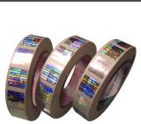 Etiket van de Geluiden van het hologram het Zeer belangrijke