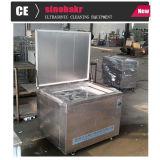 Pulitore ultrasonico del grande pulitore ultrasonico del serbatoio con la scrematrice Bk-12000A dell'olio