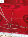 Tent現れTentの上のHzZp72 Advertisement Tent Canopy Print Gazebo Easy