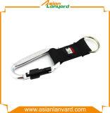 Courroie chaude personnalisée de crochet de Carabiner de vente
