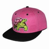 El sombrero de encargo del bordado se divierte el casquillo del Snapback