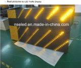 VM-Schlussteil mit LED-Verkehrssteuerungs-Verkehrsschild