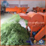 Máquina do triturador da palha da alimentação da vaca