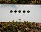 Silk Bildschirm gedrucktes ausgeglichenes Reichweiten-Hauben-Glas mit Löchern