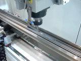 Machine de porte et de guichet--Trous, cannelure fraisant le couteau Lxfa-CNC-1200 de la copie 3X