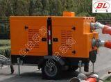 Bomba do diesel da água da geração dos poderes de emergência