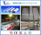 Liaison de jonction en plastique de câble de PVC faisant la ligne d'extrusion de profil de la machine/PVC