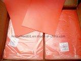 Il laser arancione di colore 2.3mm incide lo strato di gomma, il no. 099b