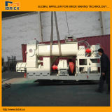 Machine de fabrication de brique de boue de coût bas d'usine de bloc d'argile
