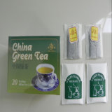 20の緑のTea - Green Tea Bag