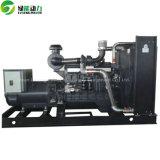 Tipo aberto trifásico gerador Diesel da C.A. da gasolina de Shangchai 250kVA com bom preço