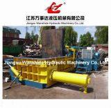 中国のスクラップ及び熱い販売のための油圧金属の梱包機をリサイクルすること