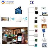 Systeem van het Huis van de Controle van de Elektrisch apparaten van Zigbee het Verre Slimme met Andorid Ios APP