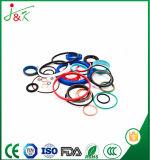Joint circulaire en caoutchouc de NBR/Silicone/FKM/EPDM/HNBR pour la machine de construction de véhicule